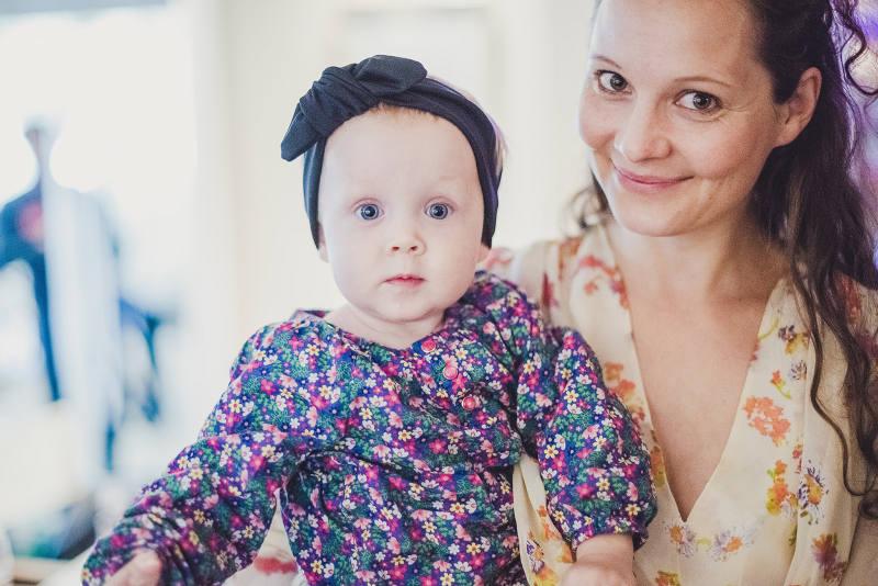 Baby schläft nicht mit Stephanie Klausmann